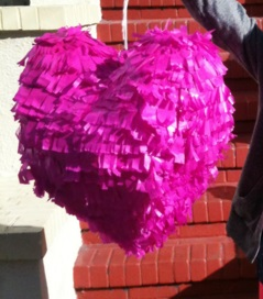 Pinatas from the Heart